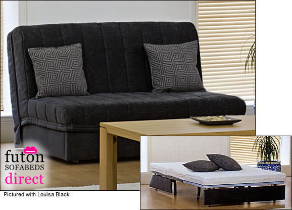 Sofas/Convertibles: Smart 2 Seater Sofa Bed PL @ ABCHomeStore