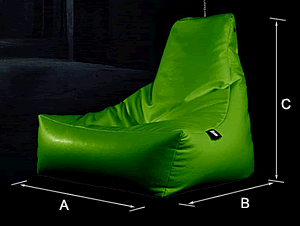 Miraculous Bean Bag Crazy Mini B Pu Bean Bag From Futon Sofa Beds Short Links Chair Design For Home Short Linksinfo