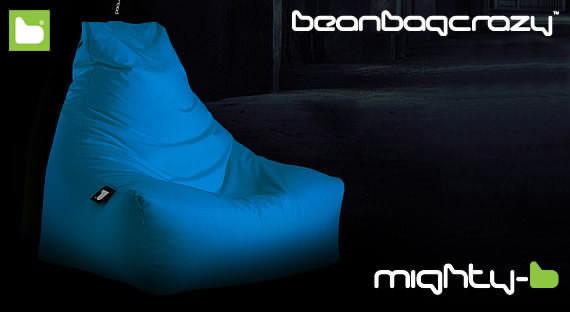 Fine Bean Bag Crazy Mighty B Outdoor Polyester Bean Bag From Short Links Chair Design For Home Short Linksinfo