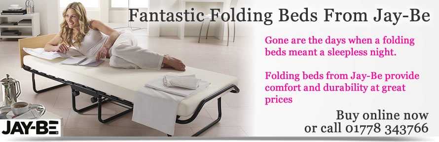 Single and Double Folding Beds