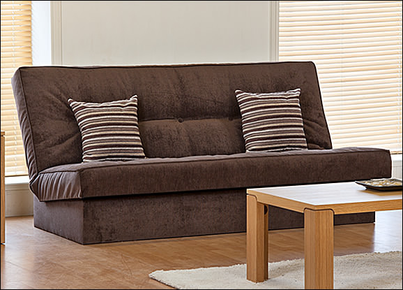 chicago   3 seat pocket sprung sofa bed 3 seat pocket sprung sofa bed  rh   futonsofabedsdirect co uk