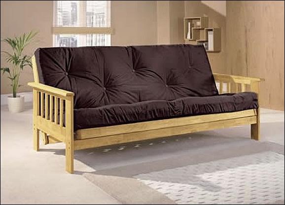 Cuba 3 Seat Futon Sofa Bed From Futon Sofa Beds Direct Ltd