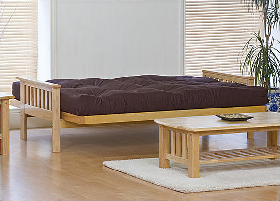 Nashville 3 Seat Futon Sofa Bed Futon Sofa Beds Direct Ltd